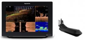 Raymarine AXIOM 12 RV RV-100 3D peräpeilianturilla