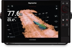 "Raymarine AXIOM 12 PRO-RVX 12"" RealVision HydridTouch monitoiminäyttö"