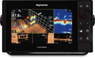 "Raymarine AXIOM 9 PRO-RVX 9"" RealVision HydridTouch monitoiminäyttö"