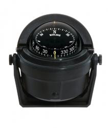 Ritchie Voyager- kompassi sanka-asennuksella, edestä luettava