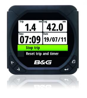 B&G Triton T41 monitoiminäyttö