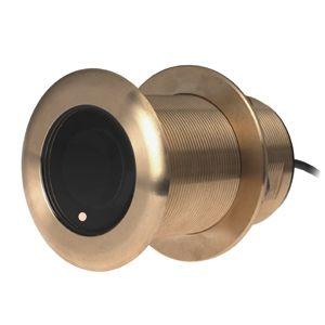 Garmin B619 Pohjanläpianturi, pronssi 200 kHz kaiku/lämpö 20° 8-pin liittimellä