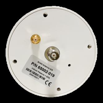 Iridium RST202 Iridium/GPS yhdistelmäantenni