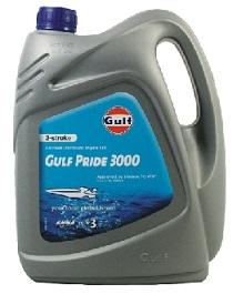 Gulf Gulf Pride 3000 2-tahtiöljy, 4 litraa