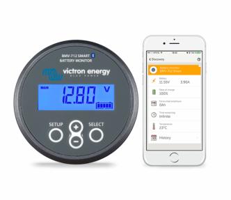 Victron Energy akkumonitori BMV 712 Smart