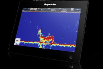Raymarine CP470 CHIRP 2kW kaikumoduuli