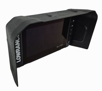 Berley Pro näytön heijastussuoja Lowrance HDS 7 Live laitteelle