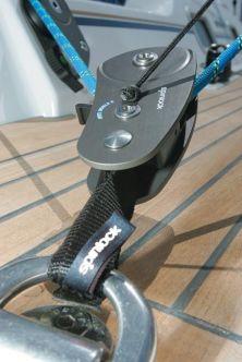 Spinlock lukittava ploki 50 mm kehrällä