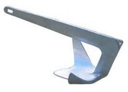 HKG-ankkuri 15 kg, galvanoitu