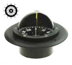 Autonautic C12Plus-0020 uppoasennettava kompassi 85 mm ruusulla