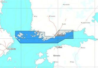 C-MAP NT+ (EN-C344) Åland - Kymi