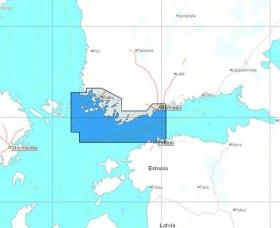 C-MAP NT+ (EN-C349) Tallinna - Jurmo - Helsinki