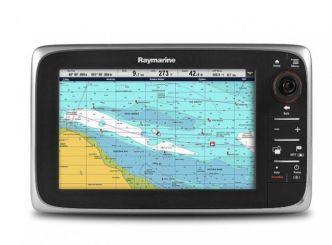Raymarine c95 monitoiminäyttö sisäänrakennetulla GPS-antennilla