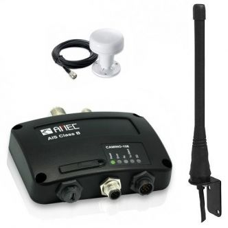 AMEC CAMINO-108 AIS-lähetin/vastaanotin GPS-/ AIS-antennilla