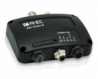 AMEC CAMINO-108 AIS-lähetin/vastaanotin GPS antennilla