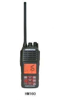 Himunication HM160 käsi-VHF