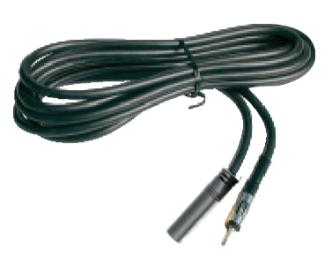 Glomex FM-antennin 3.6 m jatkojohto