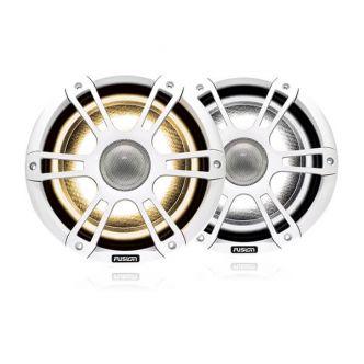 """Fusion 7.7"""" Marine Signature Series 3 kaiutin valkoinen Sports"""