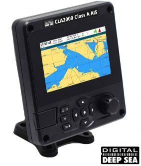 Digital Deep Sea CLA2000 A-luokan AIS-lähetinvastaanotin karttaplotteri