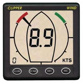 NASA Clipper WIRELESS WIND Langaton tuulijärjestelmä