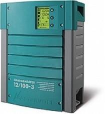 Mastervolt ChargeMaster 12/100-3 automaattilaturi kolmella lähdöllä
