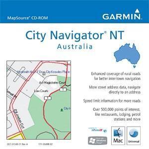 Garmin Australian kartta CN NT SD/MicroSD