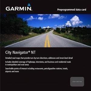 Garmin Pohjois-Amerikan kartta CNA NT SD/MicroSD