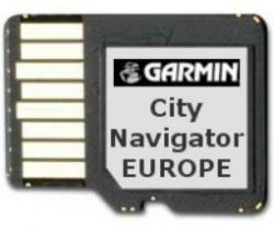 Garmin Ranskan + Benelux-maat kartta CNE NT SD/MicroSD
