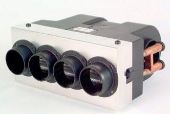 Kalori Compact D4 24V vesikiertoon liitettävä kiertoilmapuhallin