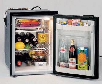 Isotherm CR49 Jääkaappi, oikeakätinen