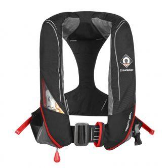 Crewsaver Crewfit 180N Pro automaatti pelastusliivi Musta/punainen