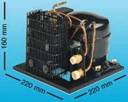 Dometic ColdMachine CU-55 kompressori