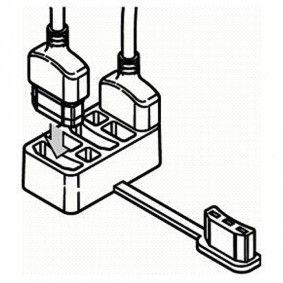Raymarine SeaTalk yhdistämis-/jakokappale