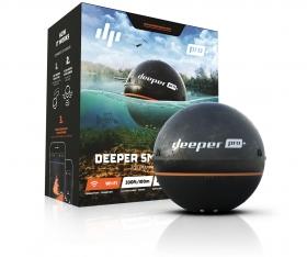 Deeper Sonar Pro+ kaikuluotain