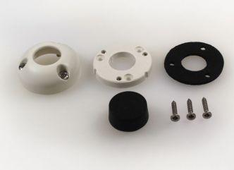 Index Marine DG20 vesitiivis kaapeliläpivienti max 14 mm kaapelille, valkoinen