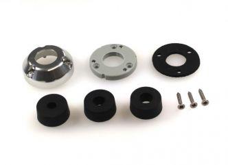 Index Marine DG22 vesitiivis kaapeliläpivienti 9-14 mm kaapelille, alumiini
