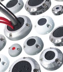 Index Marine DG20 vesitiivis kaapeliläpivienti max 14 mm kaapelille, alumiini