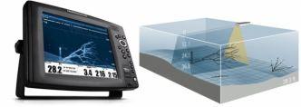 Humminbird Helix 9 CHIRP SI MEGA GPS G2 viistokaiku/plotteri