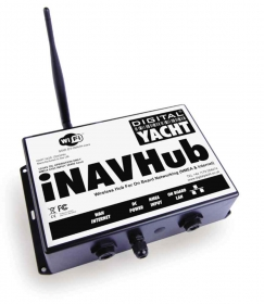 DIGITAL YACHT iNAVHub WiFi ja NMEA reititin