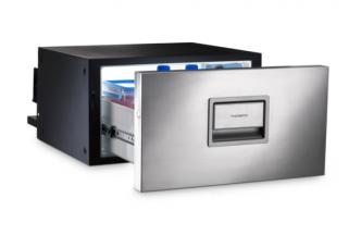 Dometic CoolMatic CD-20 ruostumattomalla teräs etupaneelilla