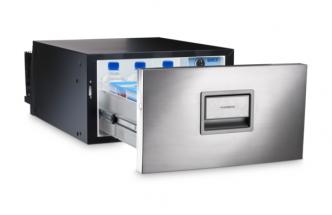 Dometic CoolMatic CD-30 ruostumattomalla teräs etupaneelilla