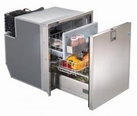 Isotherm Drawer DR65 Inox jääkaappi liukukoneistolla