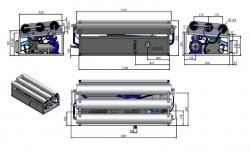 Schenker Modular 300 watermaker