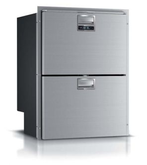 Vitrifrigo DRW180A All-In-One kaksoisvetolaatikko, INOX