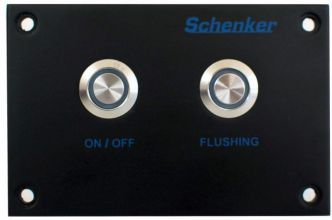 Schenker Modular 100 watermaker