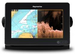 Raymarine AXIOM 7 DV monitoiminäyttö DownVision kaiulla