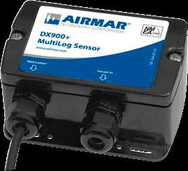 Airmar DX900+ NMEA 2000/syvyys prosessoriboxi