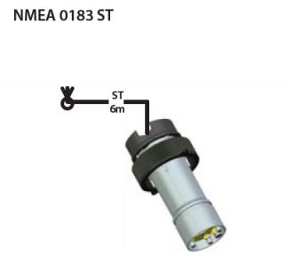 Airmar DX900+ MultiLog Loki/Lämpö anturi (NMEA 0183)