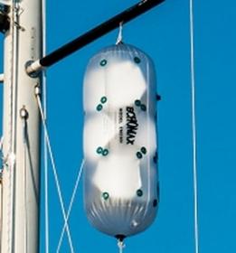 Echomax EM230i ilmatäytteinen tutkaheijastin