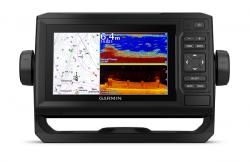 Garmin echoMAP UHD 62cv GT24UHD-TM peräpeilianturilla
